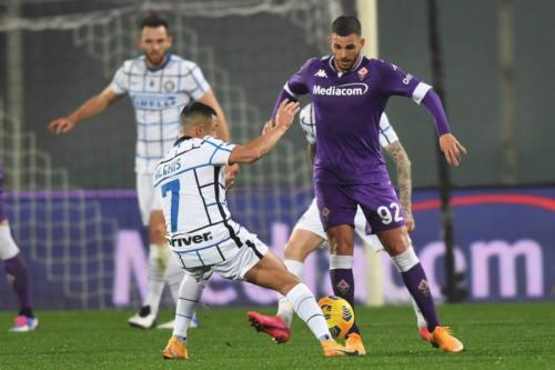 ACF FIORENTINA VS INTER 10