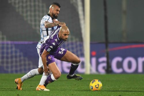 ACF FIORENTINA VS INTER 12