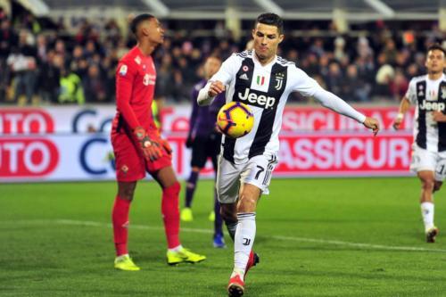 Fiorentina vs Juventus 01-12-18