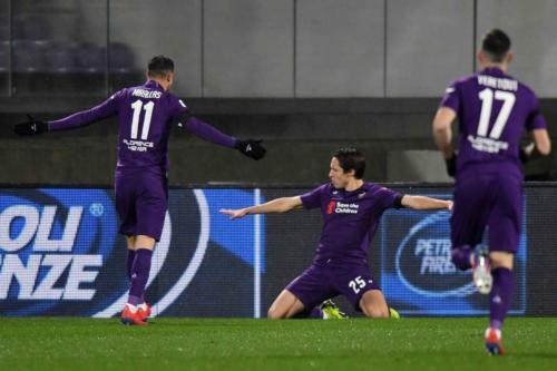 Fiorentina-Roma 30.01.2019