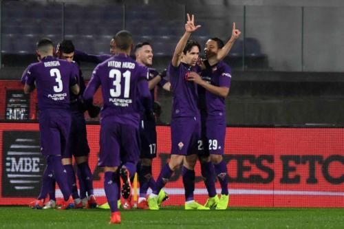 ACF FIORENTINA VS ROMA 14
