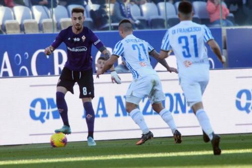 ACF FIORENTINA VS SPAL 19