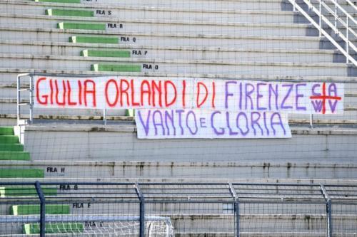 ACF FIORENTINA WOMEN VS FLORENTIA SAN GIMIGNANO 01