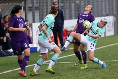 ACF FIORENTINA WOMEN VS INTER WOMEN 05