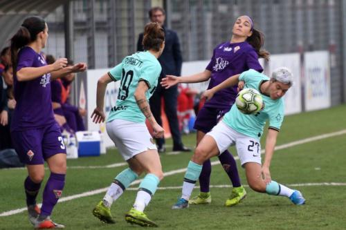 ACF FIORENTINA WOMEN VS INTER WOMEN 06