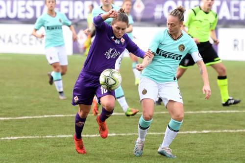 ACF FIORENTINA WOMEN VS INTER WOMEN 11