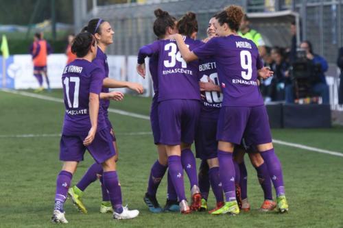 ACF FIORENTINA WOMEN VS INTER WOMEN 31