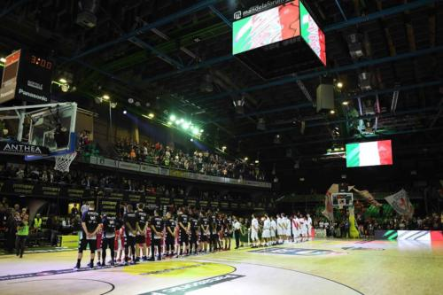 BASKET-AJX ARMANI EXCHANGE MILANO VS SEGAFREDO VIRTUS BOLOGNA 14.02.19