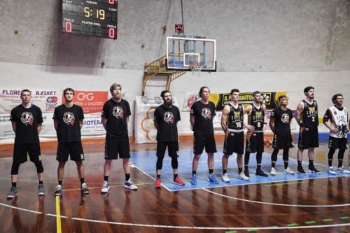 ALL FOOD FIORENTINA BASKET VS URANIA SUPER FLAVOR MILANO 01