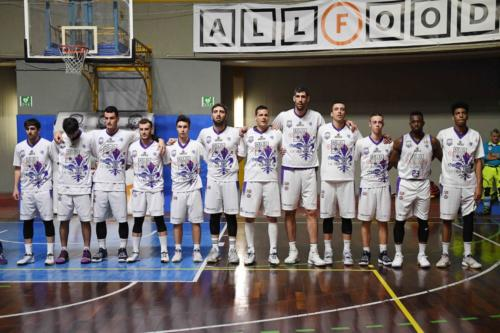 ALL FOOD FIORENTINA BASKET VS URANIA SUPER FLAVOR MILANO 02