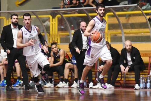 ALL FOOD FIORENTINA BASKET VS URANIA SUPER FLAVOR MILANO 05