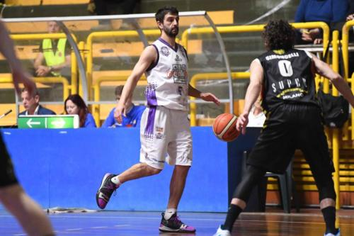 ALL FOOD FIORENTINA BASKET VS URANIA SUPER FLAVOR MILANO 06