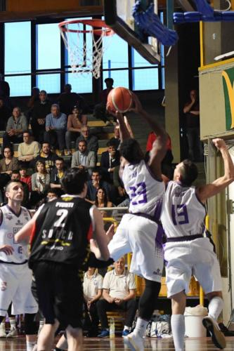 ALL FOOD FIORENTINA BASKET VS URANIA SUPER FLAVOR MILANO 07