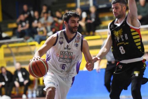 ALL FOOD FIORENTINA BASKET VS URANIA SUPER FLAVOR MILANO 09