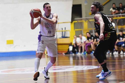 ALL FOOD FIORENTINA BASKET VS URANIA SUPER FLAVOR MILANO 10