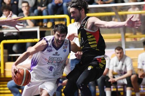 ALL FOOD FIORENTINA BASKET VS URANIA SUPER FLAVOR MILANO 13