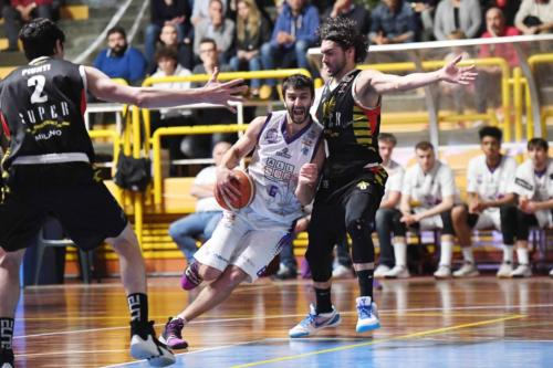 ALL FOOD FIORENTINA BASKET VS URANIA SUPER FLAVOR MILANO 14