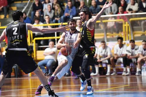 ALL FOOD FIORENTINA BASKET VS URANIA SUPER FLAVOR MILANO 15