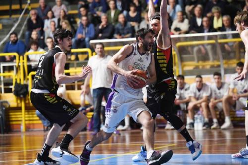 ALL FOOD FIORENTINA BASKET VS URANIA SUPER FLAVOR MILANO 17