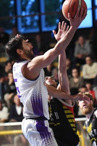 ALL FOOD FIORENTINA BASKET VS URANIA SUPER FLAVOR MILANO 18