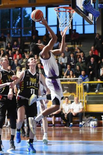 ALL FOOD FIORENTINA BASKET VS URANIA SUPER FLAVOR MILANO 20