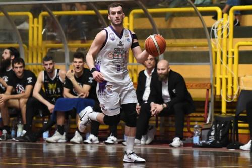 ALL FOOD FIORENTINA BASKET VS URANIA SUPER FLAVOR MILANO 22