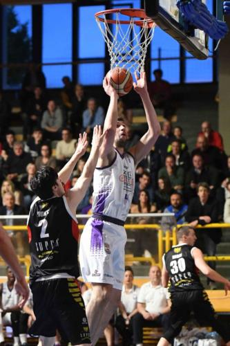 ALL FOOD FIORENTINA BASKET VS URANIA SUPER FLAVOR MILANO 24