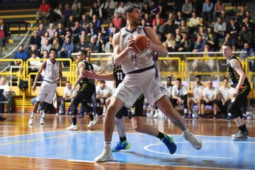 ALL FOOD FIORENTINA BASKET VS URANIA SUPER FLAVOR MILANO 25
