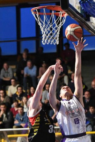 ALL FOOD FIORENTINA BASKET VS URANIA SUPER FLAVOR MILANO 30