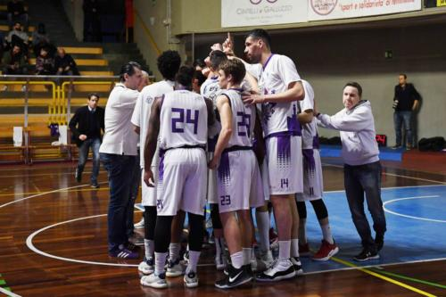 ALL FOOD FIORENTINA BASKET VS WITT - MAMY EU OLEGGIO 03