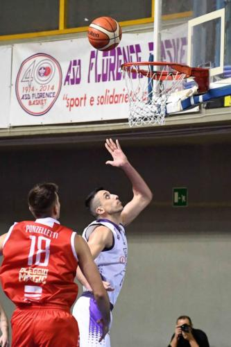 ALL FOOD FIORENTINA BASKET VS WITT - MAMY EU OLEGGIO 07