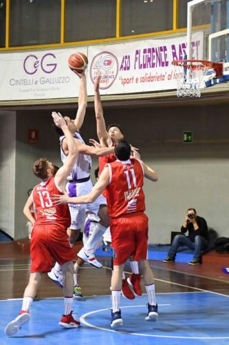 ALL FOOD FIORENTINA BASKET VS WITT - MAMY EU OLEGGIO 09