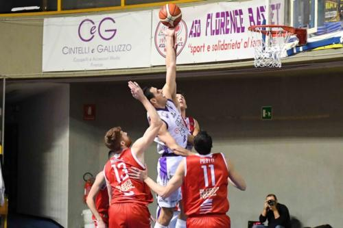 ALL FOOD FIORENTINA BASKET VS WITT - MAMY EU OLEGGIO 10
