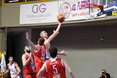 ALL FOOD FIORENTINA BASKET VS WITT - MAMY EU OLEGGIO 12