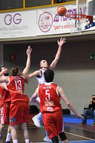 ALL FOOD FIORENTINA BASKET VS WITT - MAMY EU OLEGGIO 13