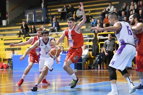 ALL FOOD FIORENTINA BASKET VS WITT - MAMY EU OLEGGIO 14