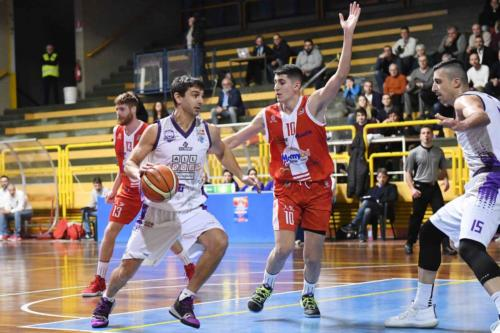 ALL FOOD FIORENTINA BASKET VS WITT - MAMY EU OLEGGIO 15
