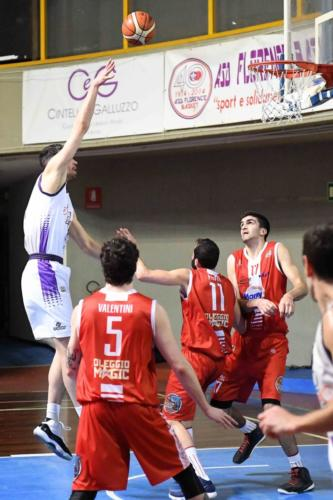 ALL FOOD FIORENTINA BASKET VS WITT - MAMY EU OLEGGIO 25