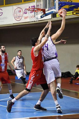 ALL FOOD FIORENTINA BASKET VS WITT - MAMY EU OLEGGIO 27