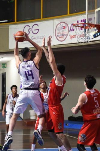 ALL FOOD FIORENTINA BASKET VS WITT - MAMY EU OLEGGIO 30