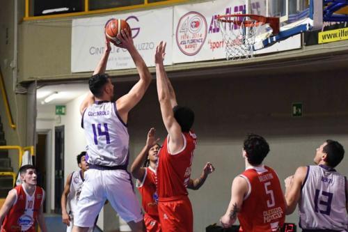 Fiorentina Basket-Oleggio 10.02.19
