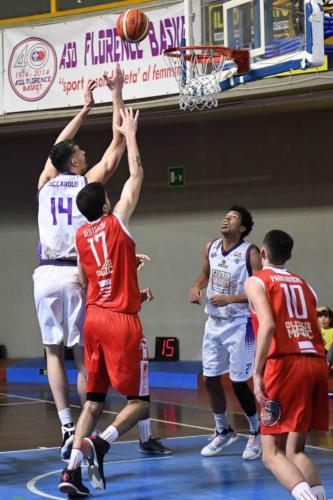 ALL FOOD FIORENTINA BASKET VS WITT - MAMY EU OLEGGIO 33
