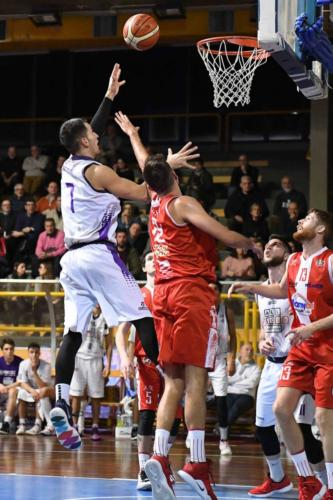 ALL FOOD FIORENTINA BASKET VS WITT - MAMY EU OLEGGIO 37