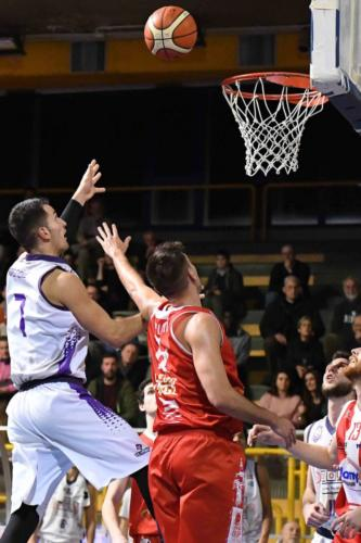 ALL FOOD FIORENTINA BASKET VS WITT - MAMY EU OLEGGIO 38