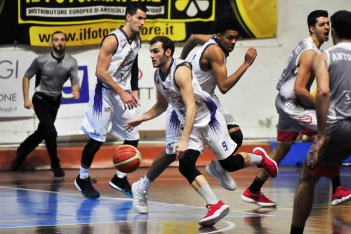 ALL FOOD FIORENTINA BASKET VS WITT - SAN BERNARDO ALBA 04