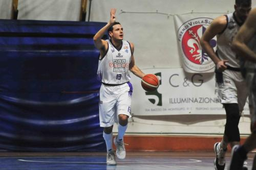ALL FOOD FIORENTINA BASKET VS WITT - SAN BERNARDO ALBA 09