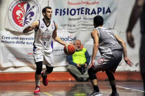 ALL FOOD FIORENTINA BASKET VS WITT - SAN BERNARDO ALBA 10