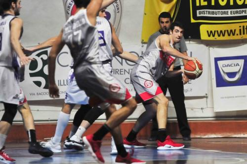 ALL FOOD FIORENTINA BASKET VS WITT - SAN BERNARDO ALBA 12