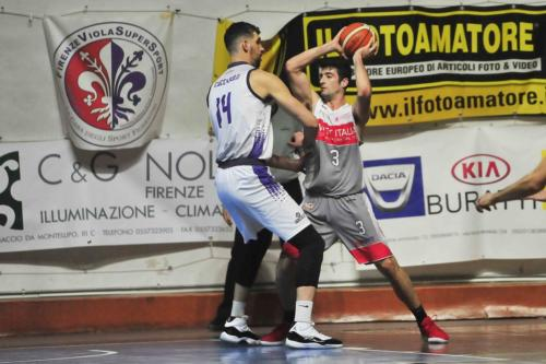 ALL FOOD FIORENTINA BASKET VS WITT - SAN BERNARDO ALBA 13