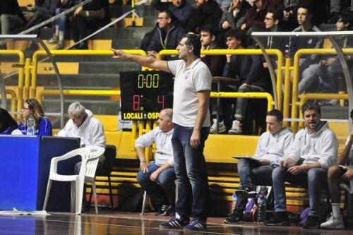 ALL FOOD FIORENTINA BASKET VS WITT - SAN BERNARDO ALBA 16